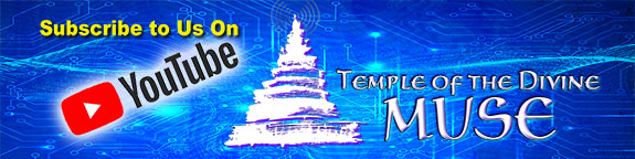 Temple of the Divine MUSE | Visionary Music & Multimedia
