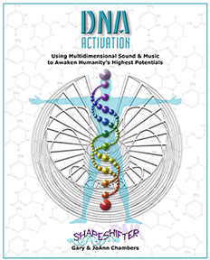 DNA Activation Book by ShapeshifterDNA