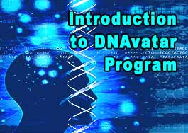 DNAvatar | Introuduction to DNAvatar Program