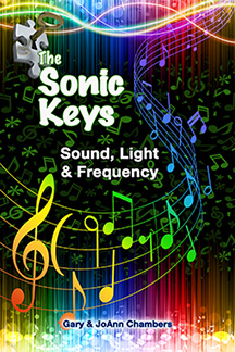 Sonic Keys: Sound, Light & Frequency | ShapeshifterDNA