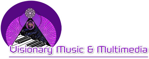 Visionary Music & Multimedia Logo