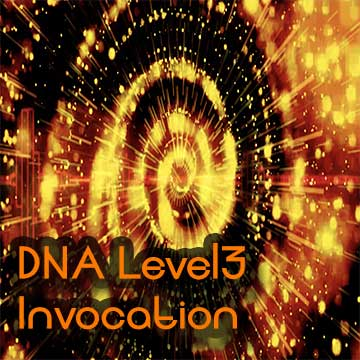 DNA Level3 Invocation | ShapeshifterDNA